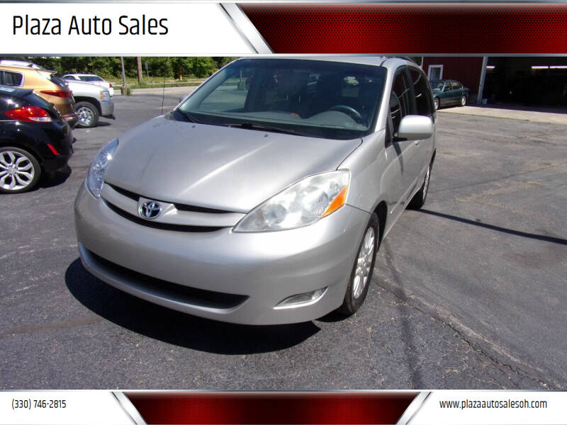 2009 Toyota Sienna for sale at Plaza Auto Sales in Poland OH