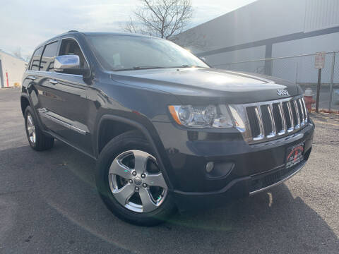 2012 Jeep Grand Cherokee for sale at JerseyMotorsInc.com in Teterboro NJ