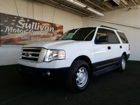 2011 Ford Expedition for sale at SULLIVAN MOTOR COMPANY INC. in Mesa AZ