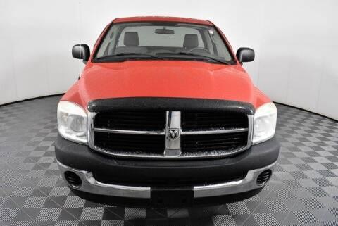 2008 Dodge Ram Pickup 1500 for sale at Southern Auto Solutions-Jim Ellis Volkswagen Atlan in Marietta GA