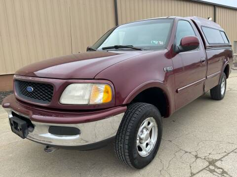 1997 Ford F-150 for sale at Prime Auto Sales in Uniontown OH