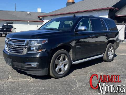 2015 Chevrolet Tahoe for sale at Carmel Motors in Indianapolis IN