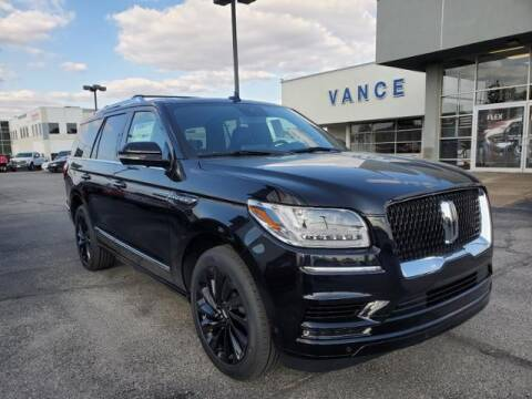 2020 Lincoln Navigator for sale at Vance Fleet Services in Guthrie OK