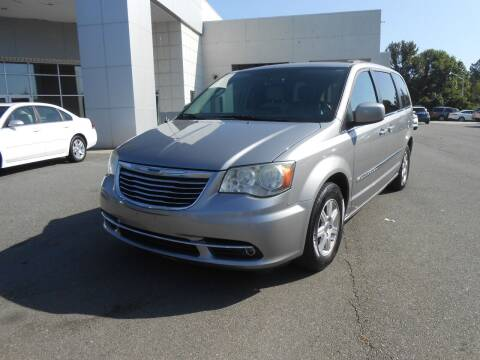 2013 Chrysler Town and Country for sale at Auto America in Monroe NC