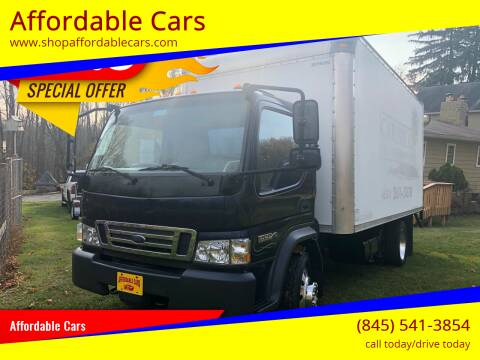 2006 Ford Low Cab Forward for sale at Affordable Cars in Kingston NY