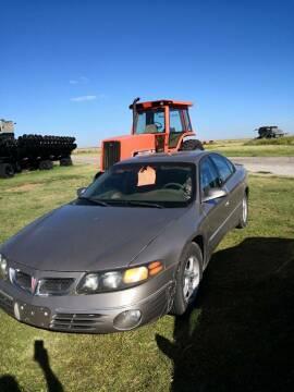 2001 Pontiac Bonneville for sale at Bretz Inc in Dighton KS