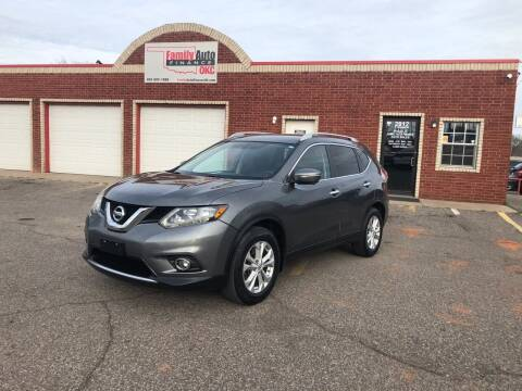 2014 Nissan Rogue for sale at Family Auto Finance OKC LLC in Oklahoma City OK