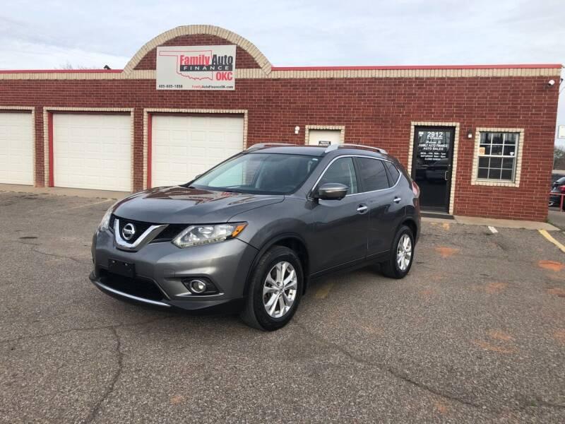 2014 Nissan Rogue for sale at Family Auto Finance OKC LLC in Oklahoma City OK