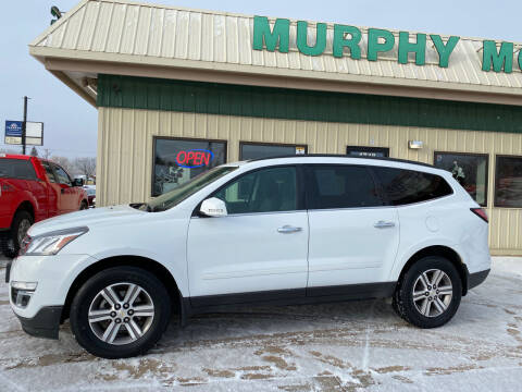 2016 Chevrolet Traverse for sale at Murphy Motors Next To New Minot in Minot ND