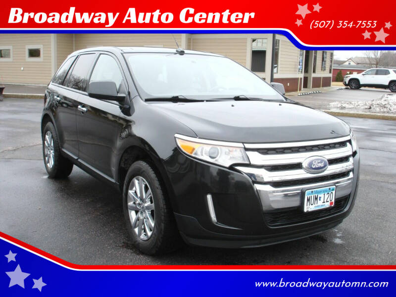 2011 Ford Edge for sale at Broadway Auto Center in New Ulm MN