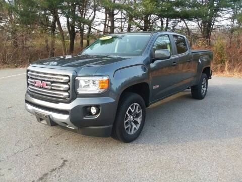 2015 GMC Canyon for sale at Westford Auto Sales in Westford MA
