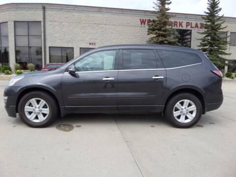 2014 Chevrolet Traverse for sale at Elite Motors in Fargo ND