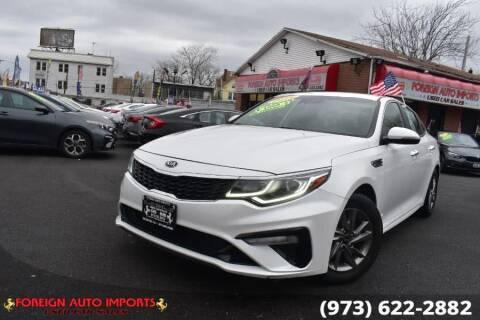 2019 Kia Optima for sale at www.onlycarsnj.net in Irvington NJ