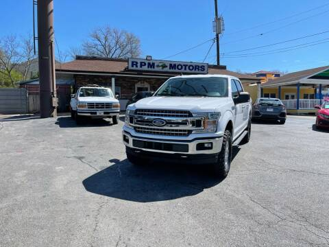 2019 Ford F-150 for sale at RPM Motors in Nashville TN