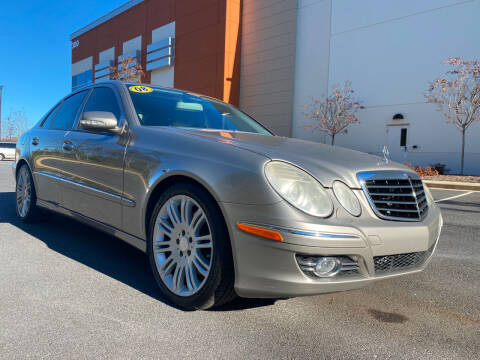 2008 Mercedes-Benz E-Class for sale at ELAN AUTOMOTIVE GROUP in Buford GA