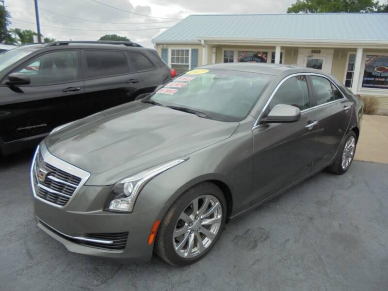 2017 Cadillac ATS for sale at Right Price Auto Sales in Murfreesboro TN