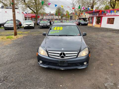 2010 Mercedes-Benz C-Class for sale at Best Cars R Us in Plainfield NJ