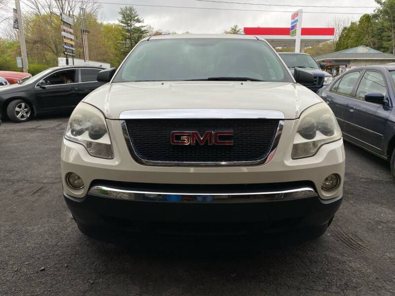 2008 GMC Acadia for sale at 390 Auto Group in Cresco PA