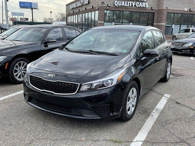 2017 Kia Forte5 for sale at SOUTHFIELD QUALITY CARS in Detroit MI