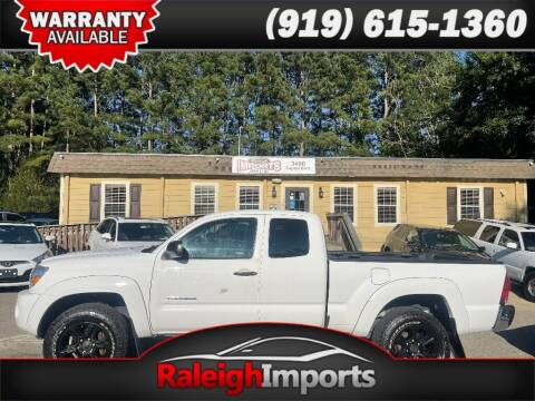 2008 Toyota Tacoma for sale at Raleigh Imports in Raleigh NC