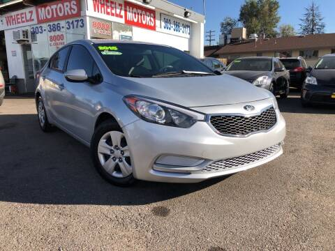 2015 Kia Forte for sale at GPS Motors in Denver CO
