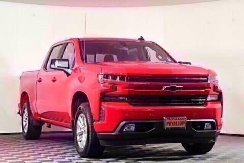 2021 Chevrolet Silverado 1500 for sale at Washington Auto Credit in Puyallup WA