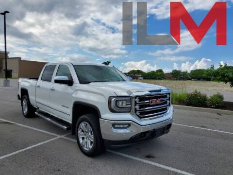 2017 GMC Sierra 1500 for sale at INDY LUXURY MOTORSPORTS in Fishers IN