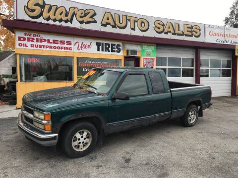 1995 Chevrolet C/K 1500 Series for sale at Suarez Auto Sales in Port Huron MI