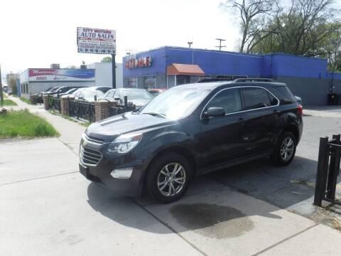 2016 Chevrolet Equinox for sale at City Motors Auto Sale LLC in Redford MI