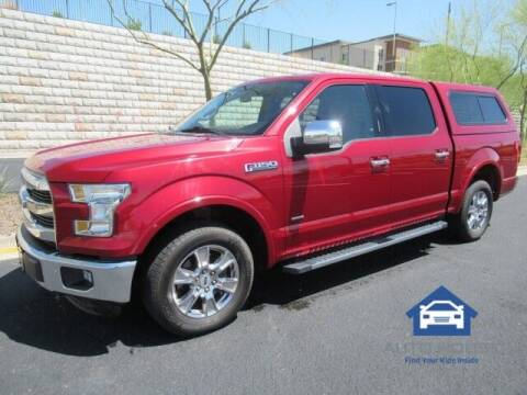 2015 Ford F-150 for sale at Autos by Jeff Tempe in Tempe AZ