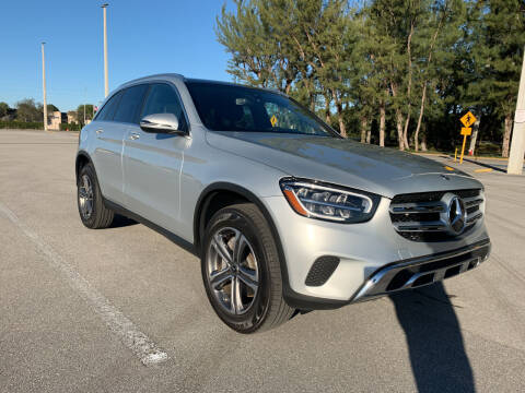 2020 Mercedes-Benz GLC for sale at Nation Autos Miami in Hialeah FL