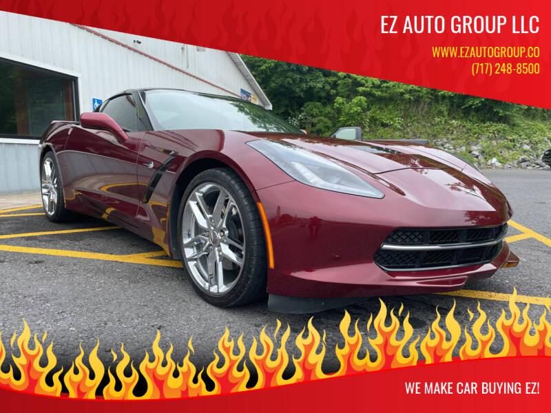 2016 Chevrolet Corvette for sale at EZ Auto Group LLC in Lewistown PA