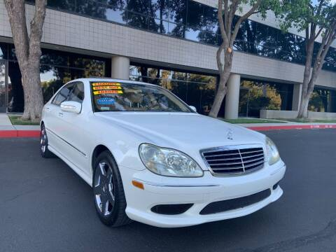 2006 Mercedes-Benz S-Class for sale at Right Cars Auto Sales in Sacramento CA