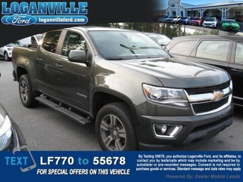 2018 Chevrolet Colorado for sale at Loganville Ford in Loganville GA