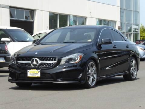 2015 Mercedes-Benz CLA for sale at Loudoun Motor Cars in Chantilly VA