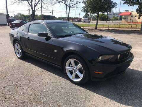 2010 Ford Mustang for sale at Cherry Motors in Greenville SC