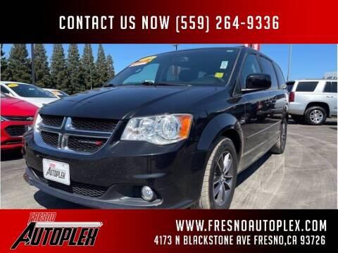 2017 Dodge Grand Caravan for sale at Fresno Autoplex in Fresno CA