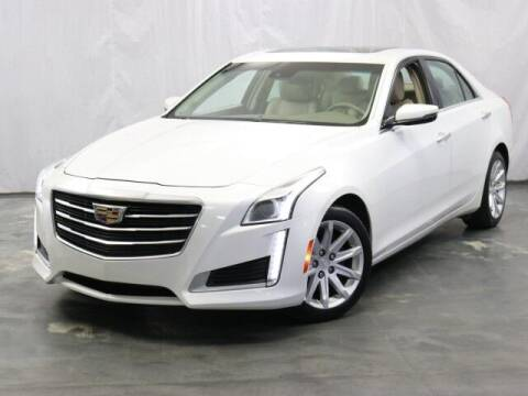 2015 Cadillac CTS for sale at United Auto Exchange in Addison IL