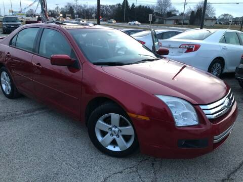 2009 Ford Fusion for sale at Wyss Auto in Oak Creek WI