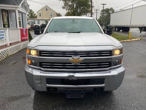 2015 Chevrolet Silverado 2500HD for sale at Fuentes Brothers Auto Sales in Jessup MD