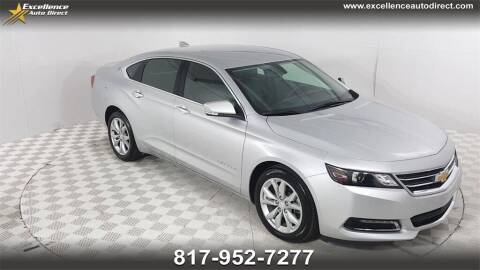 2019 Chevrolet Impala for sale at Excellence Auto Direct in Euless TX