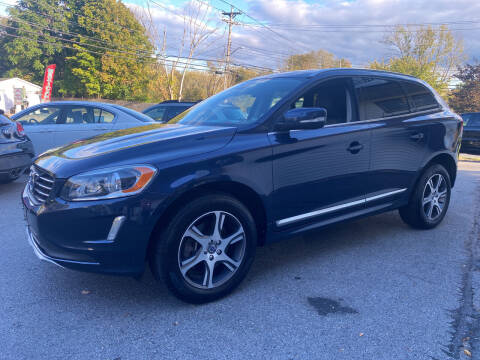 2015 Volvo XC60 for sale at COUNTRY SAAB OF ORANGE COUNTY in Florida NY
