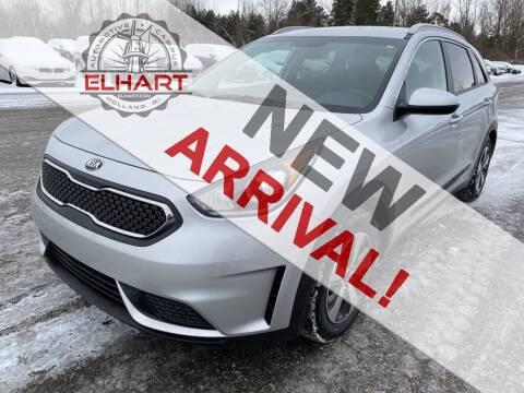 2017 Kia Niro for sale at Elhart Automotive Campus in Holland MI