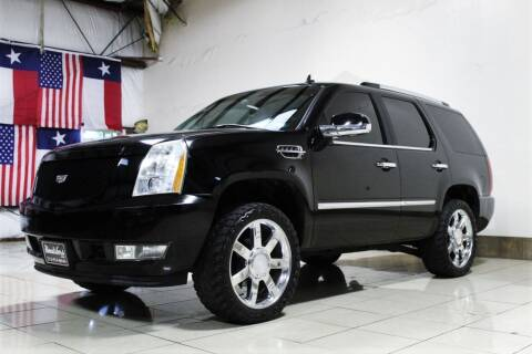 2007 Cadillac Escalade for sale at ROADSTERS AUTO in Houston TX