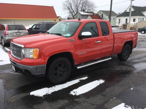 2011 GMC Sierra 1500 for sale at AUTO PLUS INC in Marinette WI