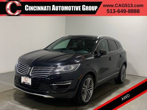 2015 Lincoln MKC for sale at Cincinnati Automotive Group in Lebanon OH