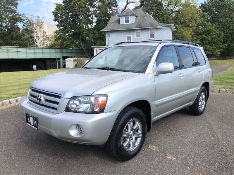 2007 Toyota Highlander for sale at Mula Auto Group in Somerville NJ