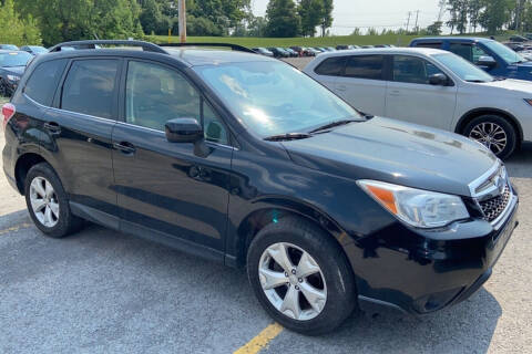 2014 Subaru Forester for sale at Landes Family Auto Sales in Attleboro MA