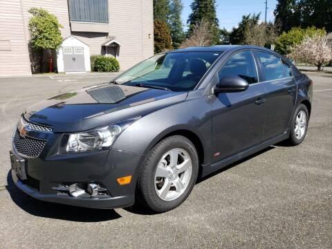2013 Chevrolet Cruze for sale at Seattle Motorsports in Shoreline WA