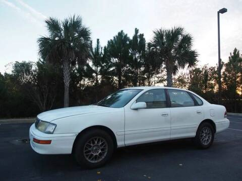 1996 Toyota Avalon for sale at Gulf Financial Solutions Inc DBA GFS Autos in Panama City Beach FL